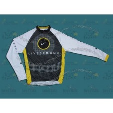 LiveStrong 2010 Cycling Long Sleeve Jersey