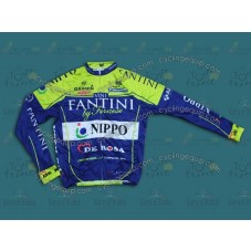 2014 Vini Fantini NIPPO  Cycling Long Sleeve Jersey