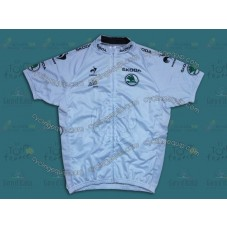 2014 TDF Young Rider Classification White   Cycling Jersey