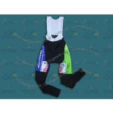 2013  Liquigas US Champion Thermal Long  Cycling  Bib Pants
