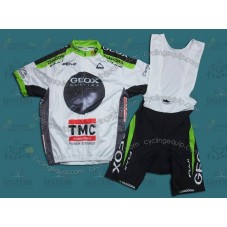 Geox 2011 Cycling Jersey And Bib Shorts Set