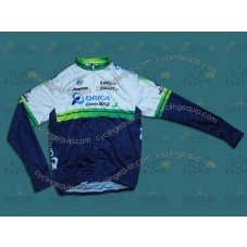 2014 Orica  Cycling Long Sleeve Jersey