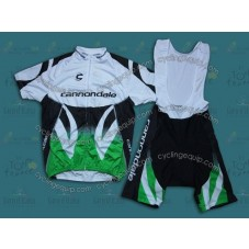 2012 Cannondale X L.E. 2  Cycling Jersey And Bib Shorts Set