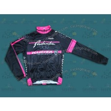 2014 Radenska - Kuota  Thermal Cycling Long Sleeve Jersey