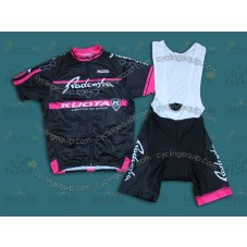 2014 Radenska - Kuota  Cycling Jersey And Bib Shorts Set