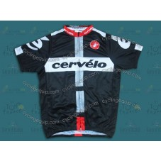 2014 Team Cervelo Black Cycling Jersey