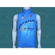 2014 Team Astana Cycling Wind Vest