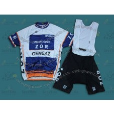 Gemeaz Zor Vintage  Cycling Jersey And Bib Shorts Set