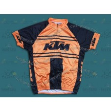 Team KTM Orange Vintage   Cycling Jersey