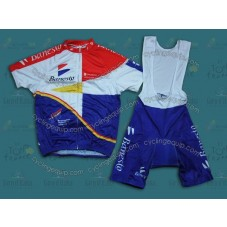 Banesto 1995 Vintage  Cycling Jersey And Bib Shorts Set