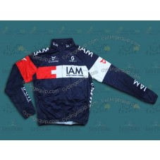2014 Team IAM  Thermal Cycling Long Sleeve Jersey