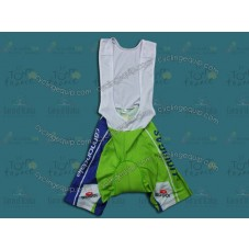 2012 Liquigas Cycling Bib Shorts
