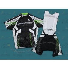 2012 Cannondale Factory Racing Cycling Jersey And Bib Shorts Set