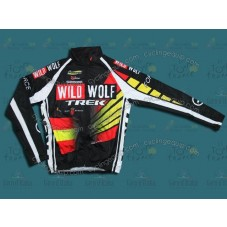 2012 WildWolf Trek Spain Champion Thermal Cycling Long Sleeve Jersey