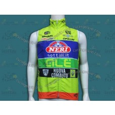 2014 Neri Sottoli- Yellow Fluo Cycling Wind Vest