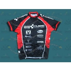 2013 CUBE MHW Black   Cycling Jersey