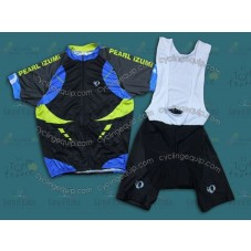 2014 Pearl Izumi Team honeycomb  Cycling Jersey And Bib Shorts Set