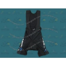 2012 Trek Subaru Black  Cycling Bib Shorts