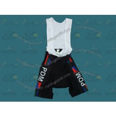 PDM Throwback Cycling Bib Shorts