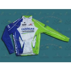2012 Liquigas Thermal Cycling Long Sleeve Jersey