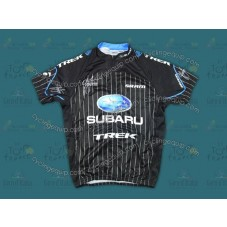 2012 Trek Subaru Black  Cycling Jersey