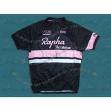 2014 Team Rapha Black/Pink   Cycling Jersey