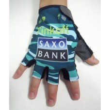 2015 Tinkoff Saxo Bank Camouflage - Cycling Gloves