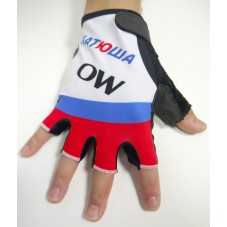 2015 Team Katusha - Cycling Gloves
