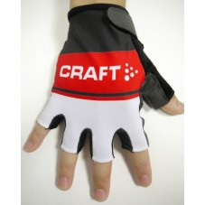 2015 Craft Bike Grand Tour Black-Red - Cycling Gloves
