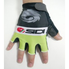 2015 Castelli Sidi Pippo Fluo Black - Cycling Gloves