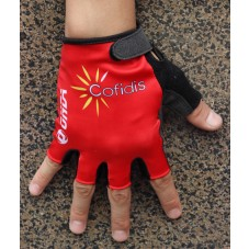 2014 Team Cofidis Red  - Cycling Gloves