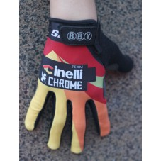 2014 Cinelli Chrome - Thermal long Cycling Gloves