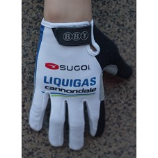 2011 Liquigas - Thermal long Cycling Gloves