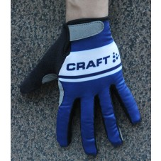 2016 Craft Blue Thermal Cycling Gloves