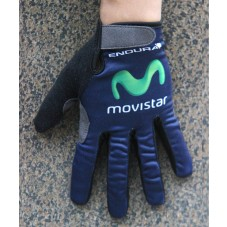 2016 Movistar Thermal Cycling Gloves