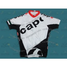 2011 CAPO White Cycling Jersey