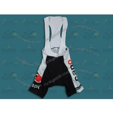 2011 CAPO Black Cycling Bib Shorts