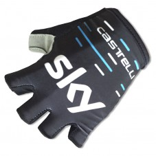 2017 Team SKY Black Gloves
