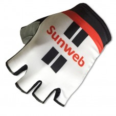 2017 Sunweb Giant White Gloves