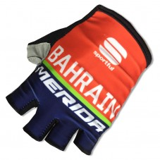 2017 Bahrain-Merida Gloves