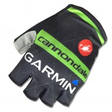 2017 Cannondale Garmin Black Gloves