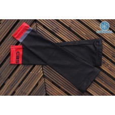 2017 Castelli Black-Red Thermal Cycling Arm Warmer