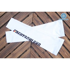 2016 Germany National Team White Thermal Cycling Arm Warmer