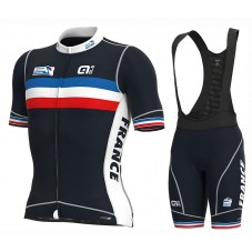 2020 France Country Team Cycling Jersey And Bib Shorts Kit