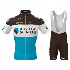 2020 Team AG2R Cycling Jersey And Bib Shorts Kit