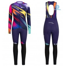2020 Canyon Pro Team CS Women's Thermal Cycling Jersey And Pants Kit
