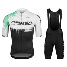 2021 Orbea Factory Team Cycling Jersey And Bib Shorts Kit