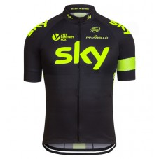2016 Sky Team Fluo Edition Cycling Jersey