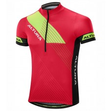 2017 Altura Sportive Red-Yellow Cycling Jerseys