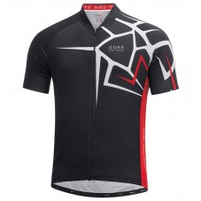 2017 Gore Element Adrenaline 4.0 Black-Red Cycling Jerseys